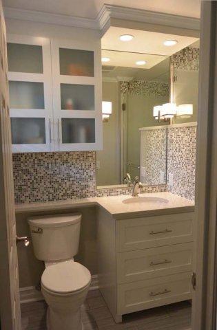 5x8 bath plenty of room 0002 72. 5 x8  bathroom  plenty of room    Nook Interiors   Spokane
