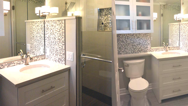 5 x8 bathroom plenty of room nook interiors spokane for Bathroom designs 8 x 10